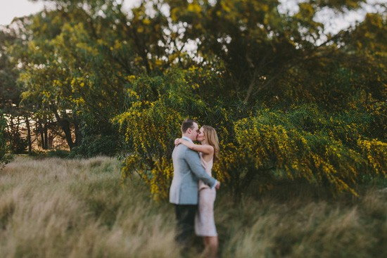Chic Country Engagement027