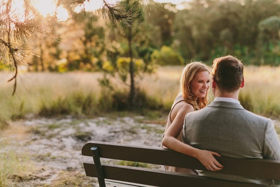 Chic Country Engagement049