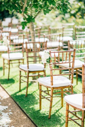 Chic Rustique Wedding Styling