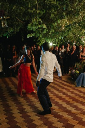 Country Garden Party Wedding091