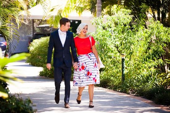 Fun brisbane garden wedding009