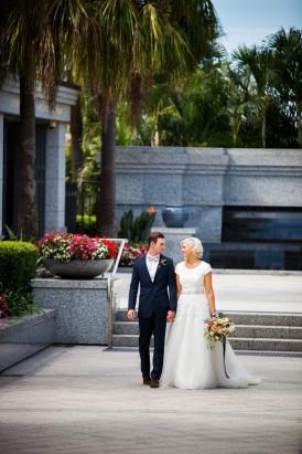 Fun brisbane garden wedding029