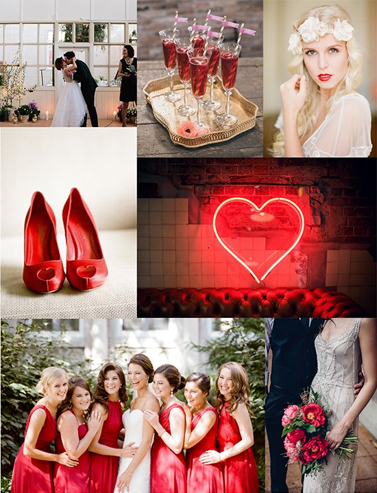 Industrial Valentines Wedding rs