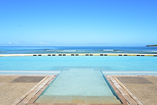 Intercontinental Fiji Adults Only Pool