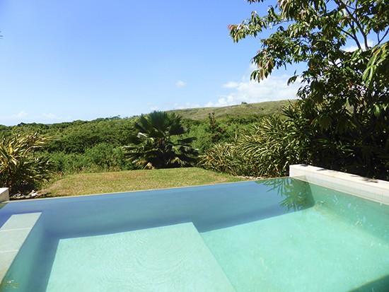 Intercontinental Fiji Club Villa Plunge Pool