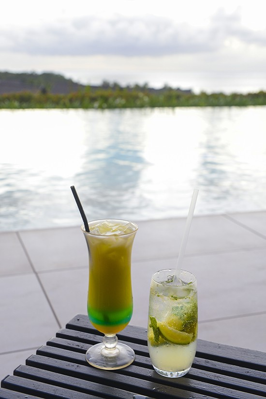 Intercontinental Fiji Cocktails