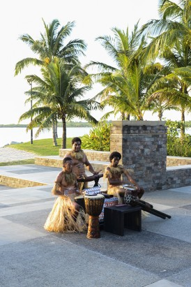 Intercontinental Fiji Live Band