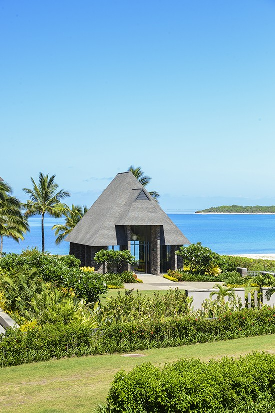 Intercontinental Fiji Lomoma
