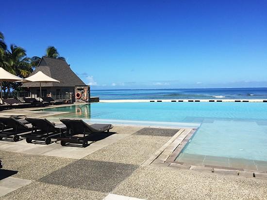 Intercontinental Fiji Pool
