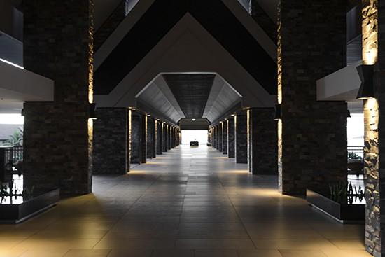 Intercontinental Fiji Reception