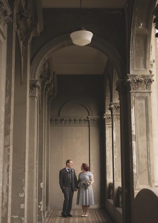 Intimate Vintage Inspired Wedding071