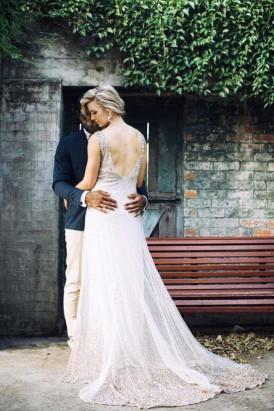 Modern Brisbane Powerhouse Wedding070