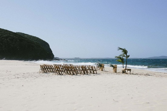Relaxed Beach Wedding024