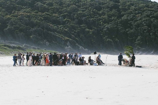Relaxed Beach Wedding040