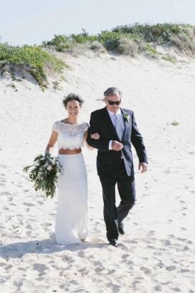 Relaxed Beach Wedding050