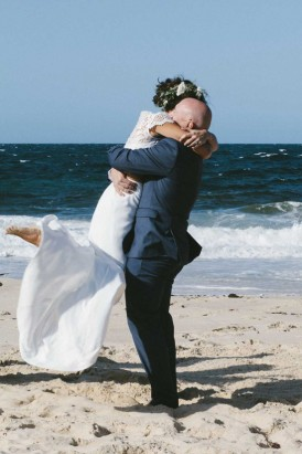 Relaxed Beach Wedding062