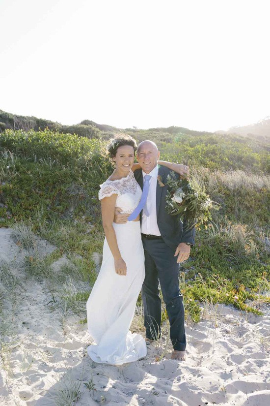 Relaxed Beach Wedding080