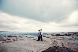 Romantic Clifftop Engagement Photos001