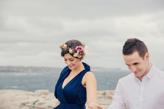 Romantic Clifftop Engagement Photos003