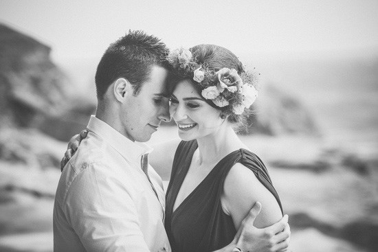 Romantic Clifftop Engagement Photos009