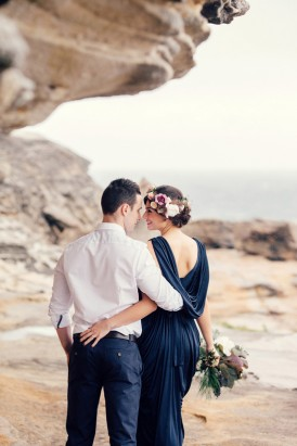 Romantic Clifftop Engagement Photos010