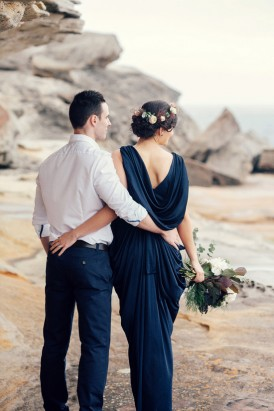 Romantic Clifftop Engagement Photos011