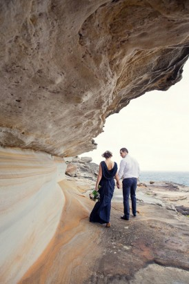 Romantic Clifftop Engagement Photos012