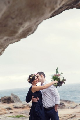 Romantic Clifftop Engagement Photos013