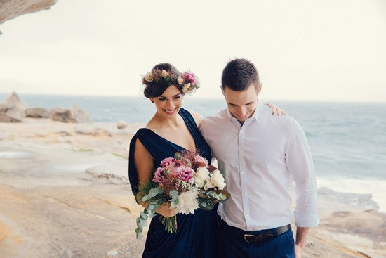Romantic Clifftop Engagement Photos014