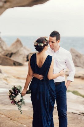 Romantic Clifftop Engagement Photos017