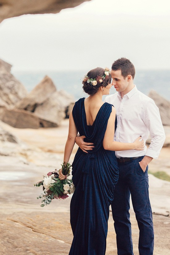 Romantic Clifftop Engagement Photos019