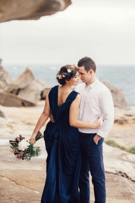 Romantic Clifftop Engagement Photos020