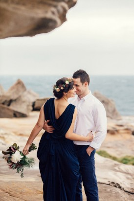 Romantic Clifftop Engagement Photos021