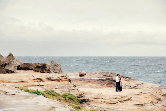 Romantic Clifftop Engagement Photos024