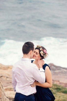 Romantic Clifftop Engagement Photos038