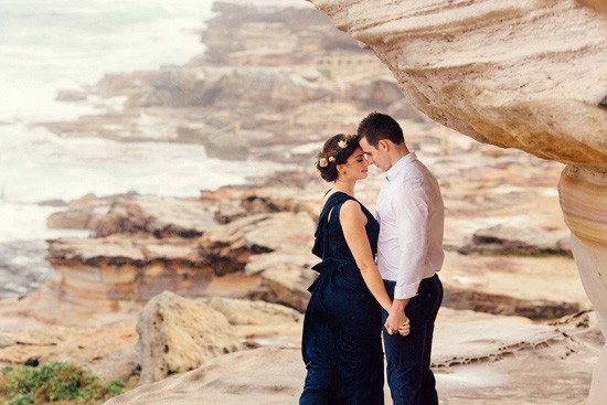 Romantic Clifftop Engagement Photos041