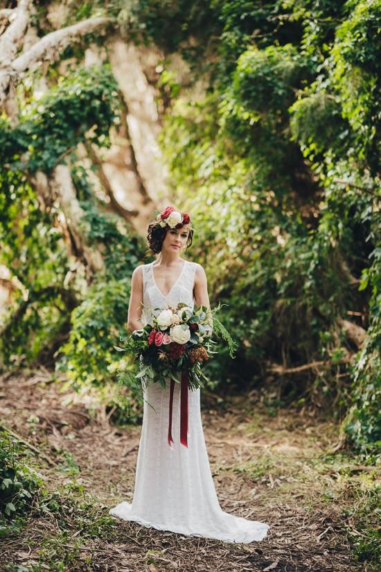 Romantic Forest Wedding Inspiration001