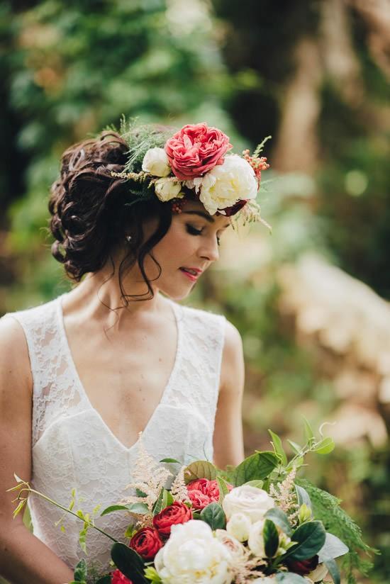 Romantic Forest Wedding Inspiration005