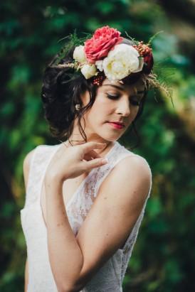 Romantic Forest Wedding Inspiration021