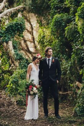 Romantic Forest Wedding Inspiration024