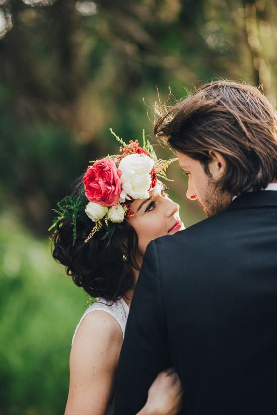 Romantic Forest Wedding Inspiration039