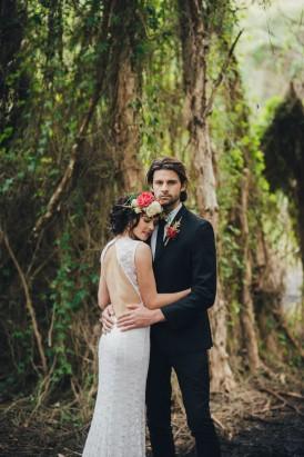 Romantic Forest Wedding Inspiration049