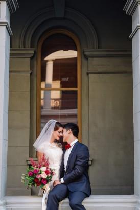 Sweet Vintage Valentines Wedding Inspiration019