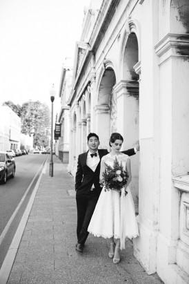 Sweet Vintage Valentines Wedding Inspiration059