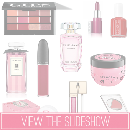 Valentines Day Treats Makeup Roundup