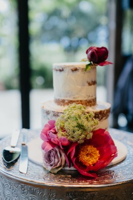 Cake Ink Wedding Cake