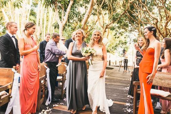 Couran Cove Island Resort Wedding021