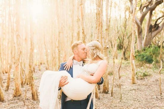 Couran Cove Island Resort Wedding045