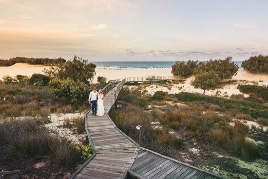 Couran Cove Island Resort Wedding055