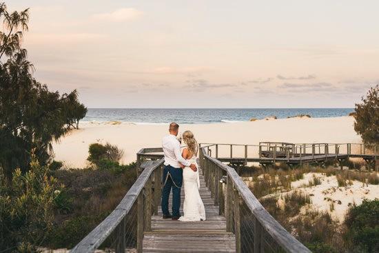 Couran Cove Island Resort Wedding056